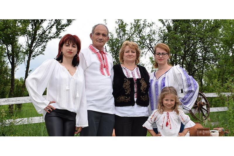 Niculescu, familia