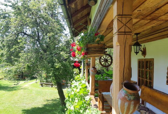 Casa Rustica Oltenia din Stoenesti