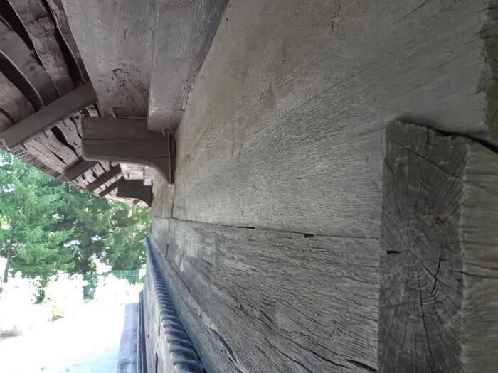 biserica dintr-un lemn