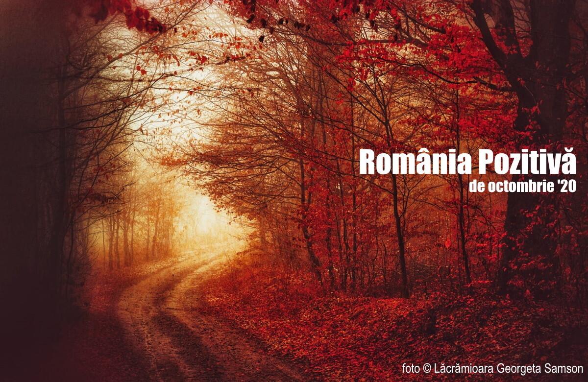 România Pozitivă de octombrie '20
