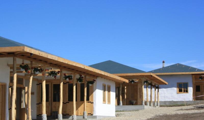 satul mestesugurilor