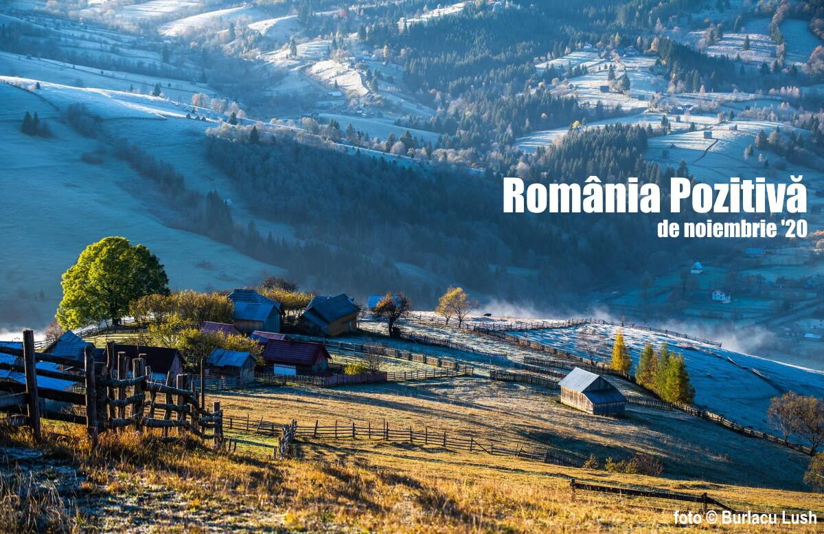 România Pozitivă de noiembrie '20