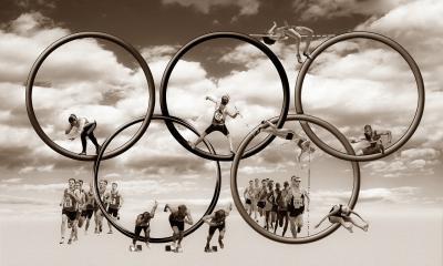 jocurile olimpice 1900 - plagino