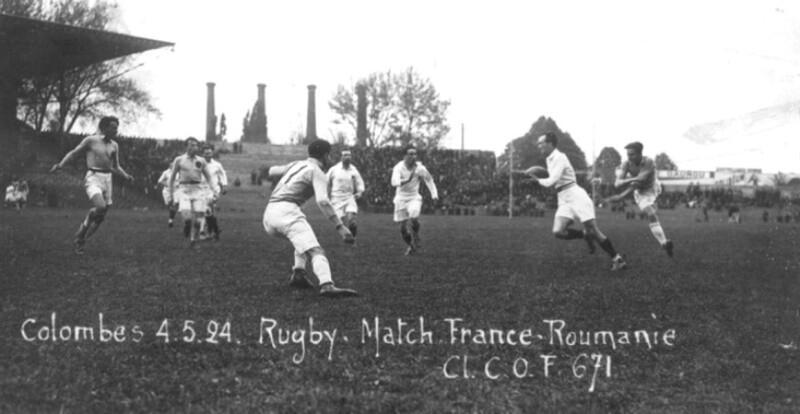 jo - România - rugby