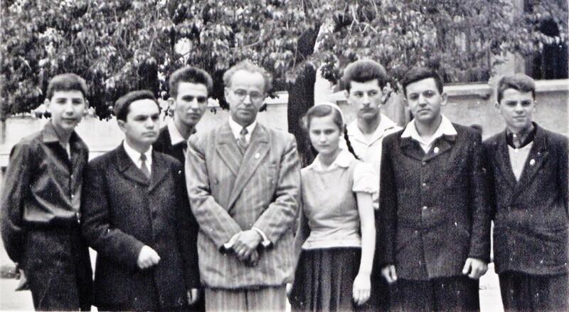 olimpicii de matematica in 1959